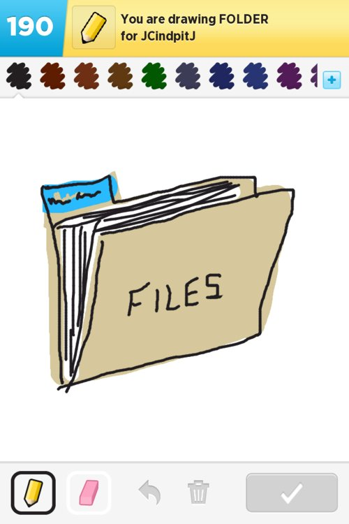 folder drawings how to draw folder in draw something the best