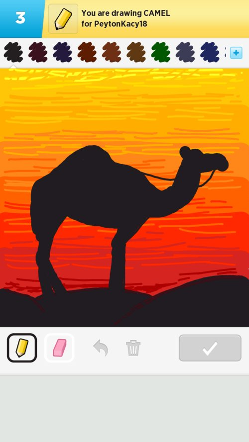 Camel Drawings - The Best Draw Something Drawings and Draw Something